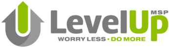 Level Up MSP Logo