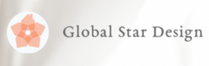 Global Star Design Logo